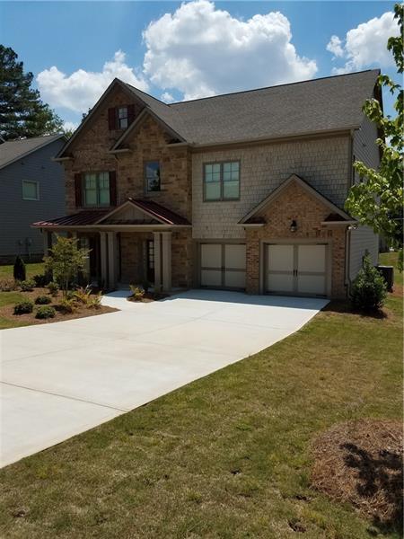 1722 Brown Circle, Marietta, GA 30066 (MLS #6045576) :: Kennesaw Life Real Estate