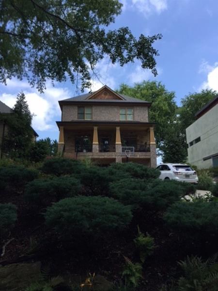 1451 Sylvan Circle NE, Brookhaven, GA 30319 (MLS #6046219) :: The Hinsons - Mike Hinson & Harriet Hinson