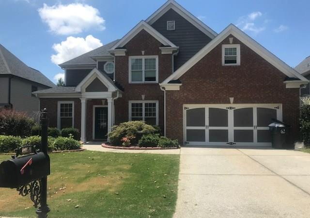 1558 Squire Hill Lane, Lawrenceville, GA 30043 (MLS #6047339) :: North Atlanta Home Team