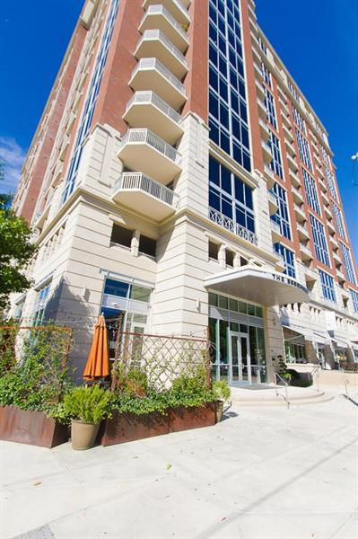 1820 Peachtree Street NW #1808, Atlanta, GA 30309 (MLS #6047805) :: The Zac Team @ RE/MAX Metro Atlanta