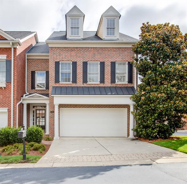 2311 English Ivy Court #23, Atlanta, GA 30339 (MLS #6047885) :: RCM Brokers