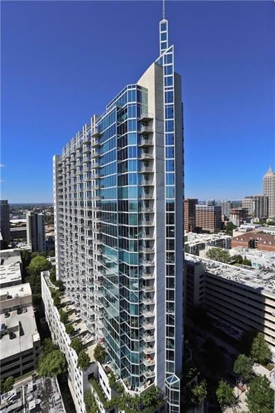860 Peachtree Street NE #2714, Atlanta, GA 30308 (MLS #6048433) :: Kennesaw Life Real Estate