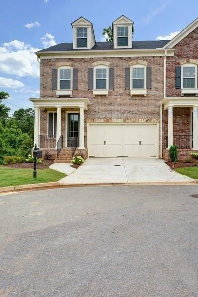 7411 Portbury Park, Suwanee, GA 30024 (MLS #6048980) :: Iconic Living Real Estate Professionals