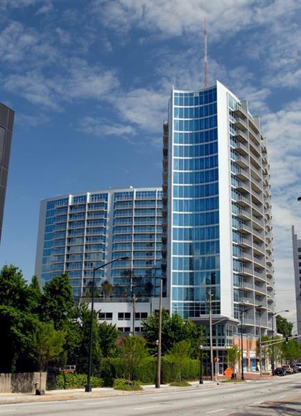 950 W Peachtree Street NW #1109, Atlanta, GA 30309 (MLS #6050023) :: RE/MAX Prestige