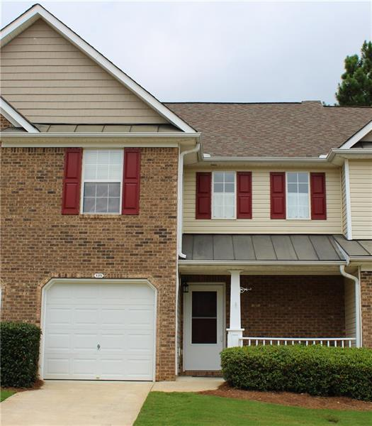 125 Fox Creek Drive, Woodstock, GA 30188 (MLS #6050535) :: The Zac Team @ RE/MAX Metro Atlanta