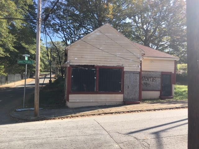 187 NW James P Brawley Drive NW, Atlanta, GA 30314 (MLS #6051747) :: North Atlanta Home Team