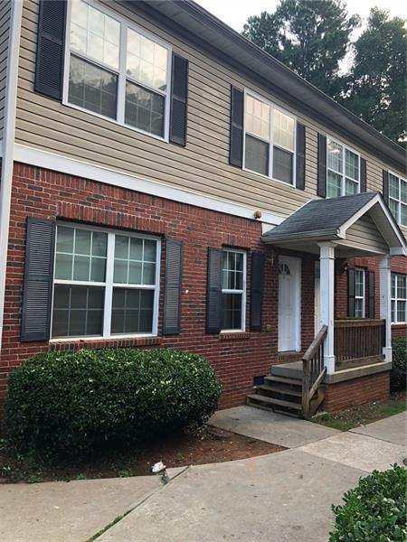 1651 Massachusetts Avenue #17, Marietta, GA 30008 (MLS #6052527) :: The North Georgia Group