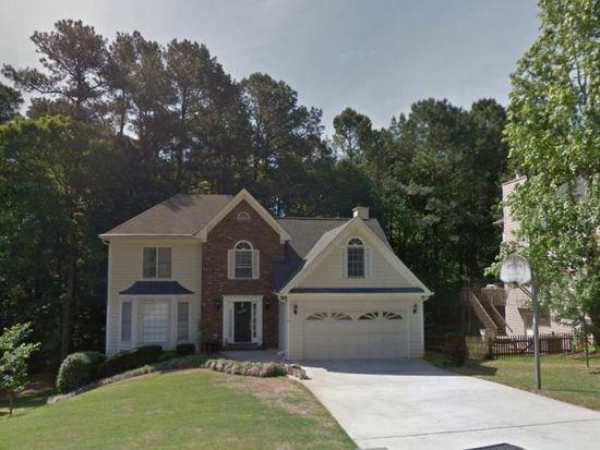 1750 Green Oak Circle, Lawrenceville, GA 30043 (MLS #6053312) :: The Russell Group