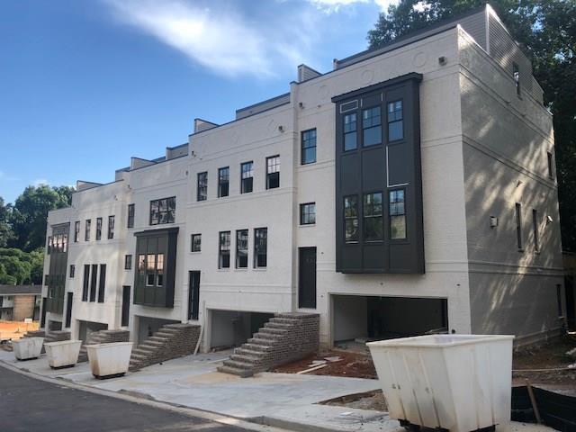 1804 Huntington Hills Lane NW, Atlanta, GA 30309 (MLS #6053504) :: Iconic Living Real Estate Professionals