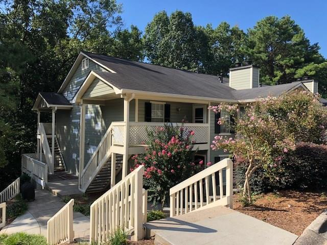 1004 Vicksburg Place #1004, Sandy Springs, GA 30350 (MLS #6053867) :: North Atlanta Home Team