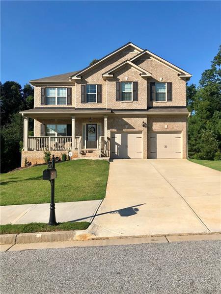 6552 Muirfield Point, Fairburn, GA 30213 (MLS #6053943) :: Iconic Living Real Estate Professionals