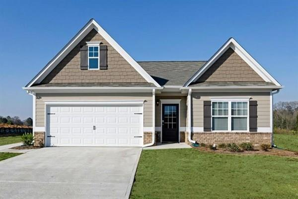 515 Country Ridge Drive, Hoschton, GA 30548 (MLS #6055169) :: The Hinsons - Mike Hinson & Harriet Hinson