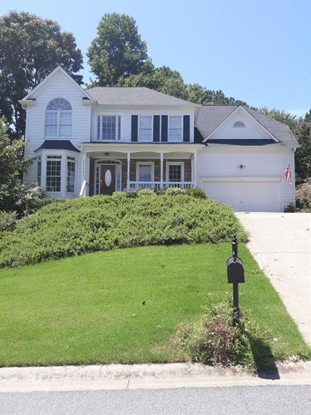 2001 Fairbrook Lane, Woodstock, GA 30189 (MLS #6055542) :: Path & Post Real Estate