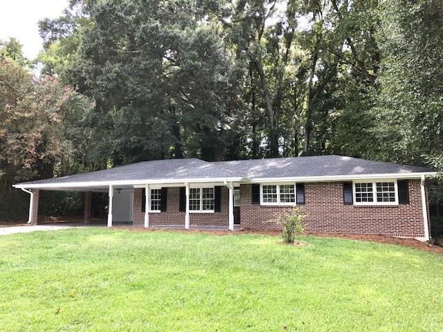 1035 Beaver Ruin Road, Norcross, GA 30093 (MLS #6056120) :: North Atlanta Home Team