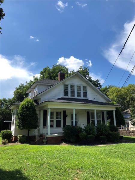 416 N Wall Street, Calhoun, GA 30701 (MLS #6056370) :: North Atlanta Home Team