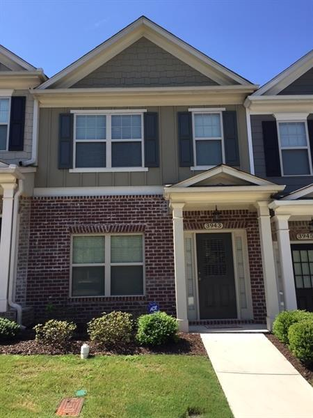 3943 Cyrus Crest Circle NW #3943, Kennesaw, GA 30152 (MLS #6056443) :: North Atlanta Home Team