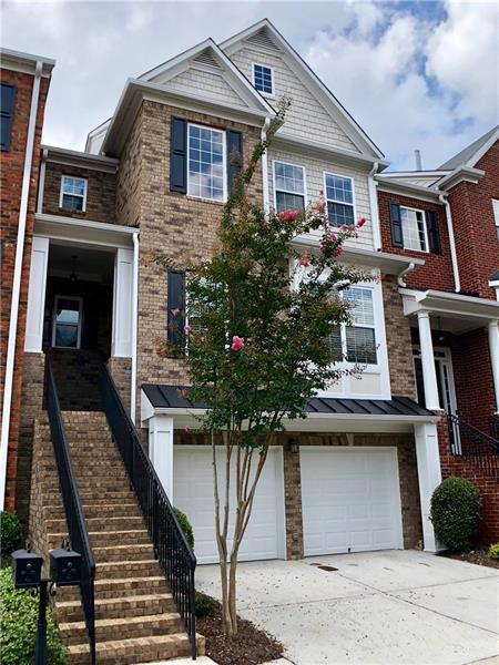 3045 Woodwalk Drive SE #18, Atlanta, GA 30339 (MLS #6056898) :: Iconic Living Real Estate Professionals