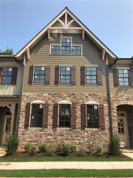 288 Trecastle Square #52, Canton, GA 30114 (MLS #6057218) :: Iconic Living Real Estate Professionals
