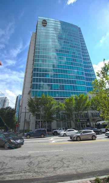 20 10TH Street NW #1102, Atlanta, GA 30309 (MLS #6057340) :: The Zac Team @ RE/MAX Metro Atlanta