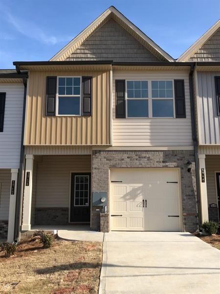 263 Turtle Creek Drive, Winder, GA 30680 (MLS #6057574) :: The Justin Landis Group