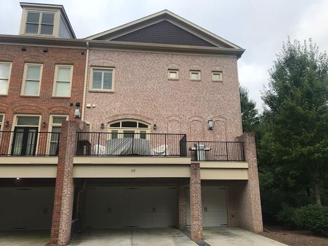 619 Riverlawn Court #20, Atlanta, GA 30339 (MLS #6058146) :: RE/MAX Paramount Properties