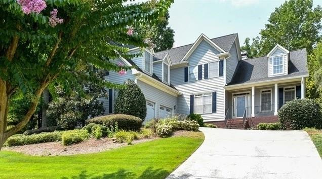 1709 Kenbrook Court, Acworth, GA 30101 (MLS #6058748) :: North Atlanta Home Team