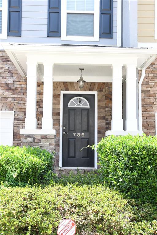 786 Arbor Gate Lane, Lawrenceville, GA 30044 (MLS #6058843) :: Kennesaw Life Real Estate