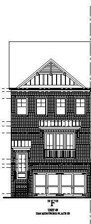 2364 Montford Place Place #49, Smyrna, GA 30080 (MLS #6059091) :: North Atlanta Home Team