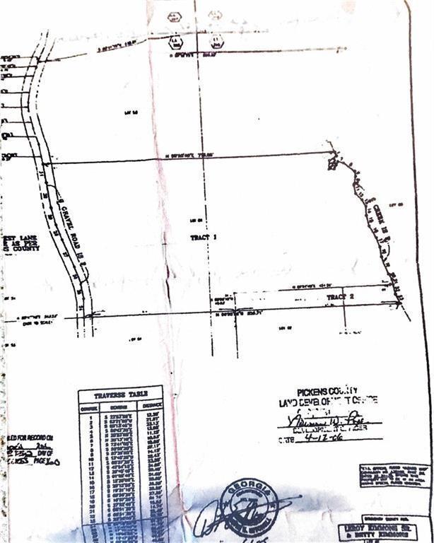 Lot 60 Mount Crest Drive, Jasper, GA 30143 (MLS #6059243) :: Path & Post Real Estate