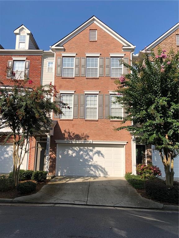 2978 Wintercrest Trace -, Dunwoody, GA 30360 (MLS #6059286) :: Kennesaw Life Real Estate