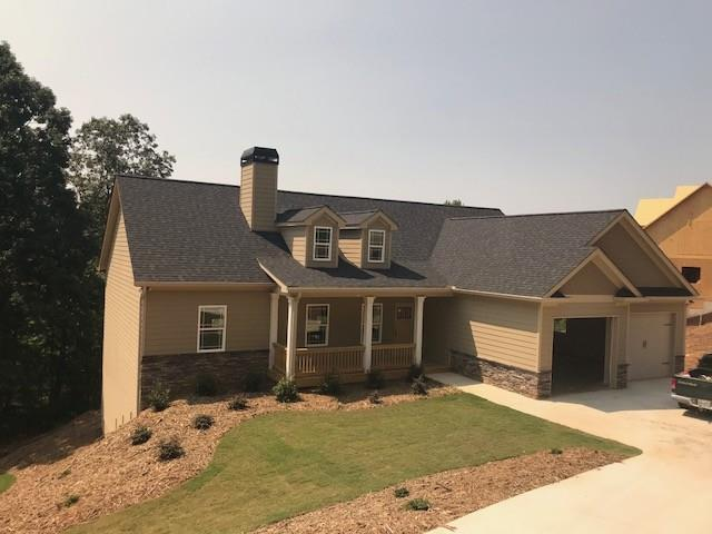 260 Old White Oak Trail, Dawsonville, GA 30534 (MLS #6059339) :: The North Georgia Group