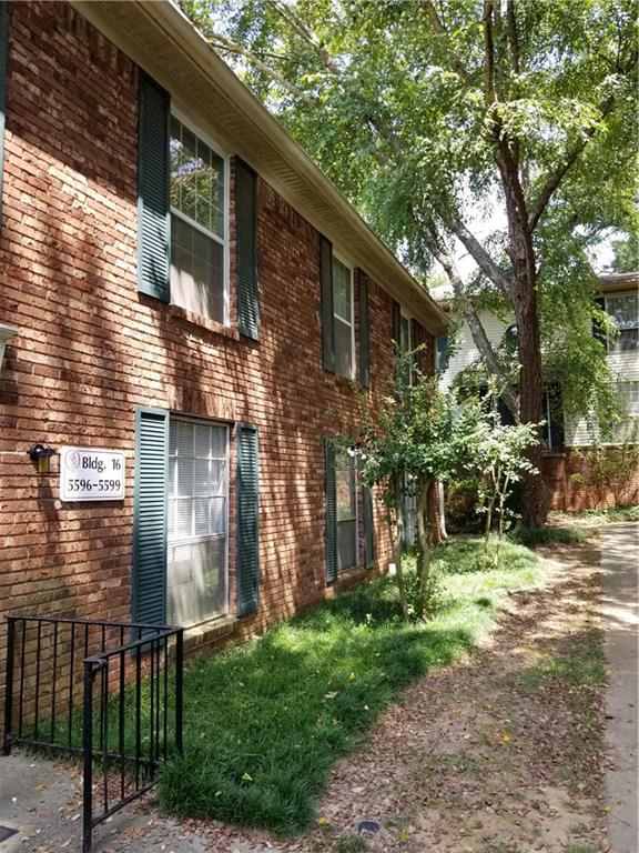 5597 Kingsport Drive #16, Atlanta, GA 30342 (MLS #6059608) :: RE/MAX Paramount Properties