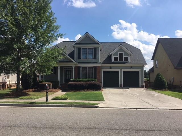 54 Lake Haven Drive, Cartersville, GA 30120 (MLS #6059750) :: The Justin Landis Group