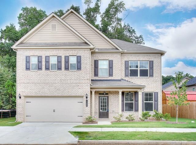 1160 Jacobs Farm Drive, Lawrenceville, GA 30045 (MLS #6060081) :: The Russell Group