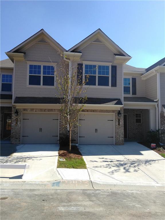 2443 Norwood Park Crossing #174, Doraville, GA 30340 (MLS #6060176) :: North Atlanta Home Team