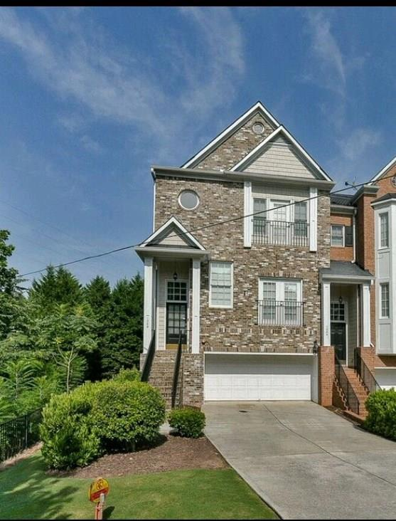 1206 Comet View Trail SE #3, Smyrna, GA 30082 (MLS #6060236) :: North Atlanta Home Team