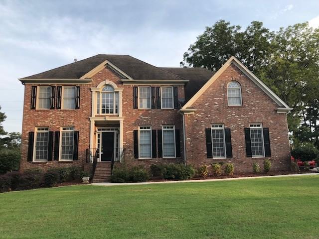 770 Rose Brooke Drive, Lawrenceville, GA 30045 (MLS #6061469) :: North Atlanta Home Team