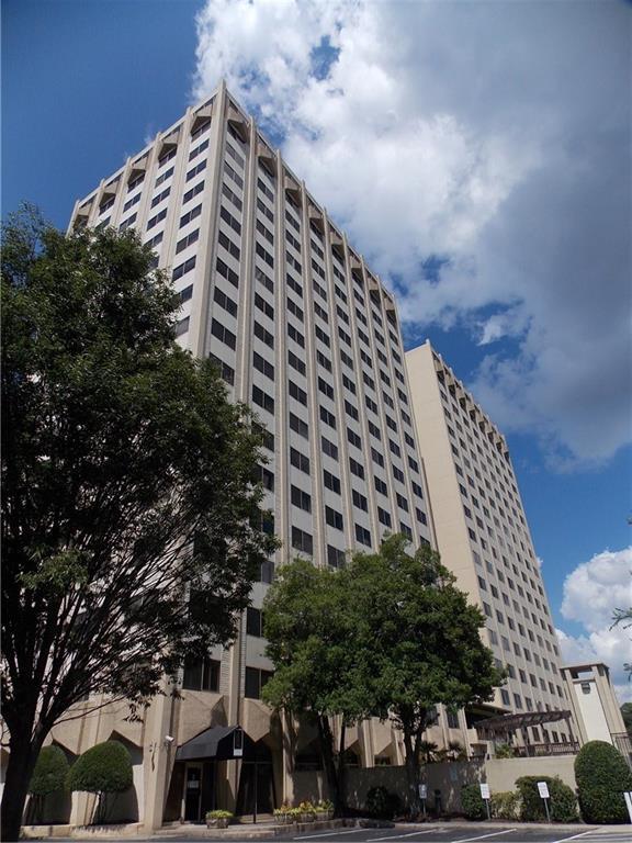 2479 Peachtree Road NE #802, Atlanta, GA 30305 (MLS #6061861) :: The Cowan Connection Team