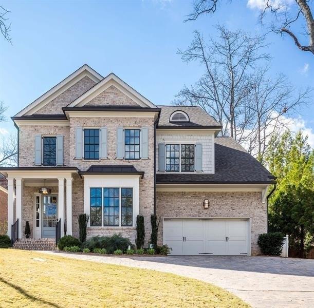 3256 Mathieson Drive NE, Atlanta, GA 30305 (MLS #6062502) :: The Russell Group