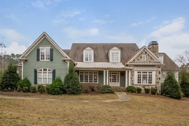 545 Glen National Drive, Alpharetta, GA 30004 (MLS #6062594) :: RE/MAX Paramount Properties