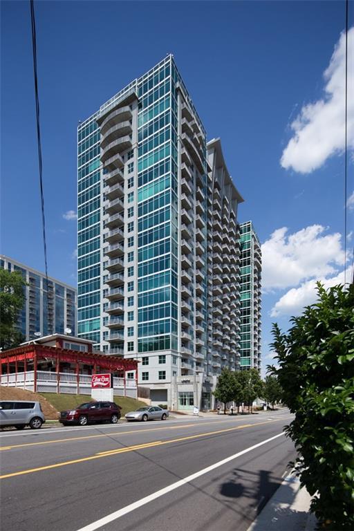 250 Pharr Road NE #710, Atlanta, GA 30305 (MLS #6063140) :: Iconic Living Real Estate Professionals