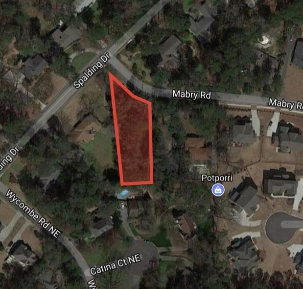 571 Mabry Road, Sandy Springs, GA 30328 (MLS #6063351) :: North Atlanta Home Team