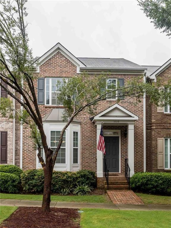 1606 Perserverence Hill Circle NW #7, Kennesaw, GA 30152 (MLS #6063682) :: North Atlanta Home Team