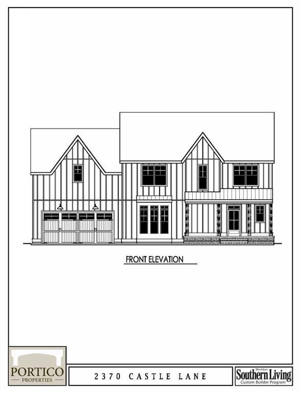 2370 Castle Lane, Marietta, GA 30062 (MLS #6063708) :: RE/MAX Paramount Properties