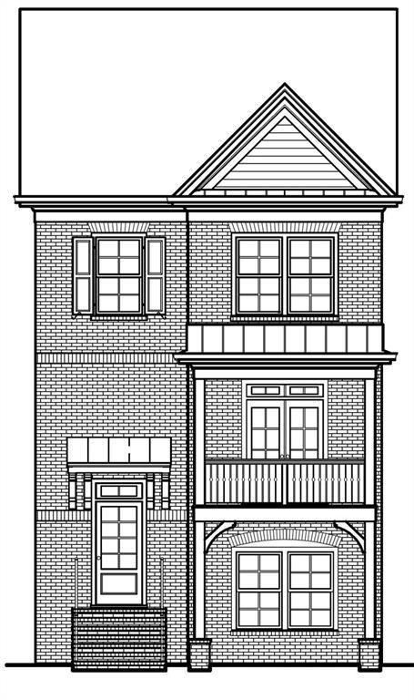 2307 Fuller's Alley, Kennesaw, GA 30144 (MLS #6064277) :: North Atlanta Home Team
