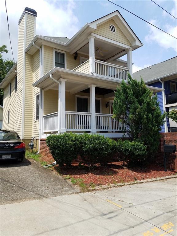 663 Garibaldi Street SW, Atlanta, GA 30310 (MLS #6064990) :: The Cowan Connection Team