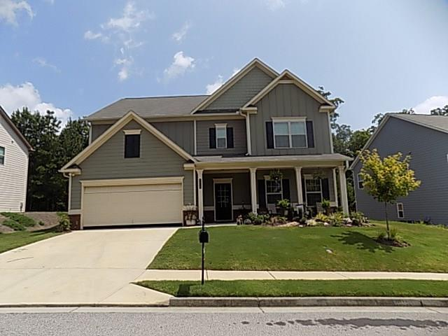 3919 Overlook Ridge Lane, Gainesville, GA 30507 (MLS #6065615) :: RE/MAX Paramount Properties