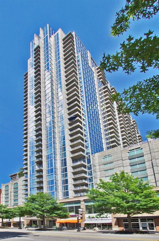 855 Peachtree Street NE #3306, Atlanta, GA 30308 (MLS #6066135) :: The Cowan Connection Team