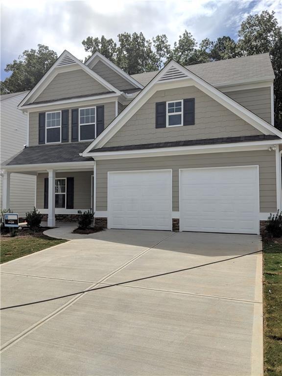 170 Laurelcrest Way, Dallas, GA 30132 (MLS #6067667) :: North Atlanta Home Team