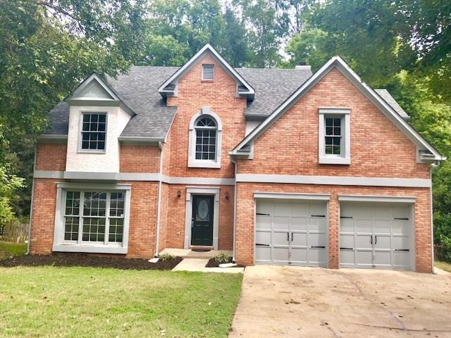 1132 Cool Springs Drive NW, Kennesaw, GA 30144 (MLS #6067765) :: North Atlanta Home Team